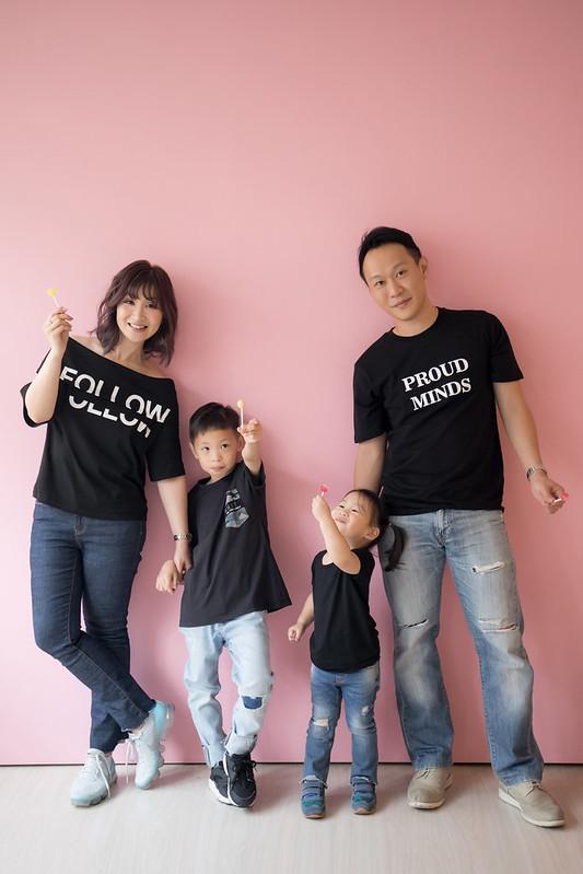 全家福攝影,家庭寫真